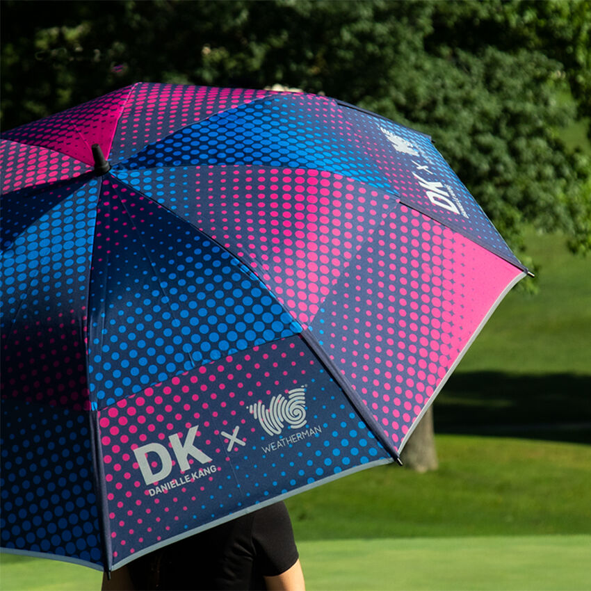 The Danielle Kang Golf Umbrella, , medium