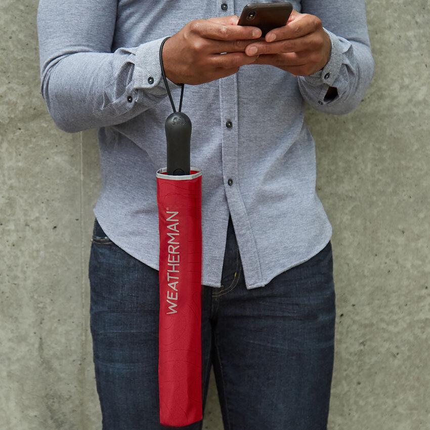 The Collapsible Umbrella, Red, medium