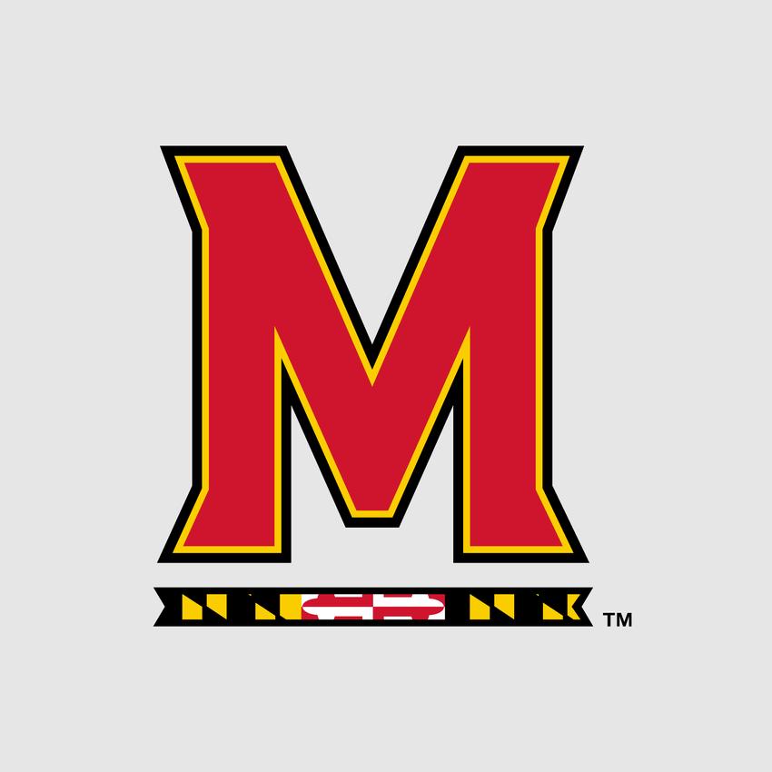 The University of Maryland Travel Umbrella, , medium