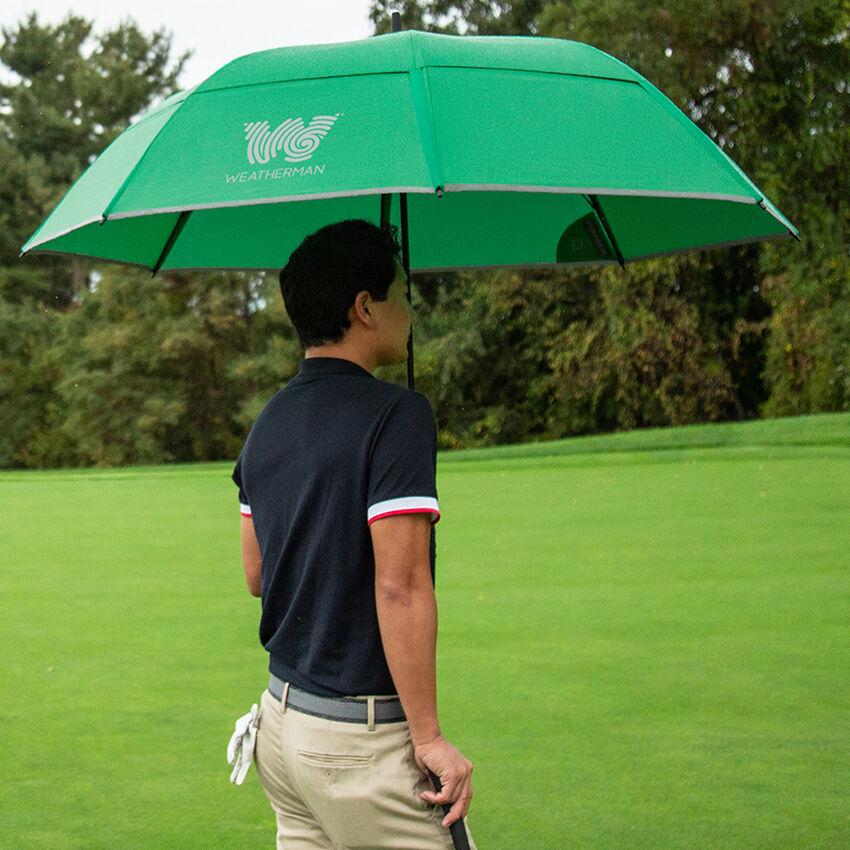 The 62 Golf Umbrella, Green, medium