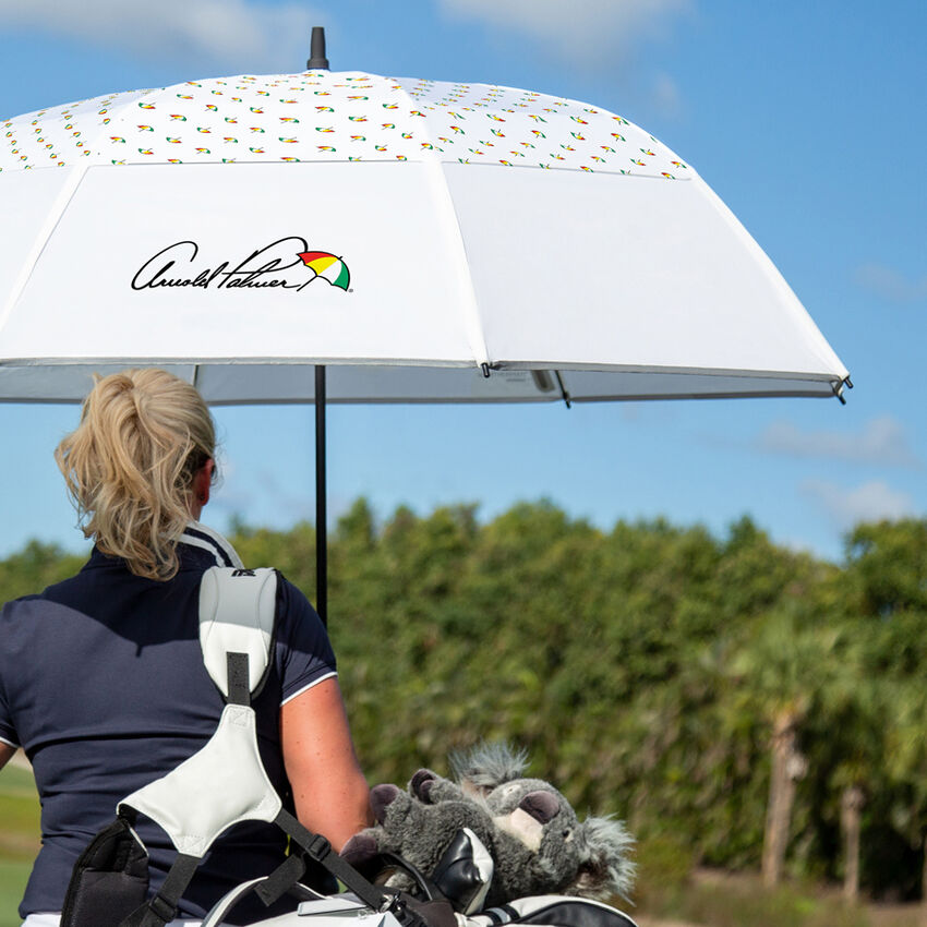 The Dancing Umbrellas Arnold Palmer Golf Umbrella, , medium