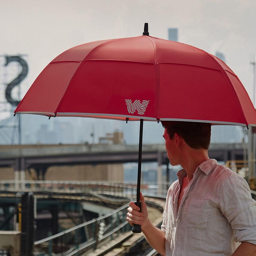 The Stick Umbrella, Red, medium