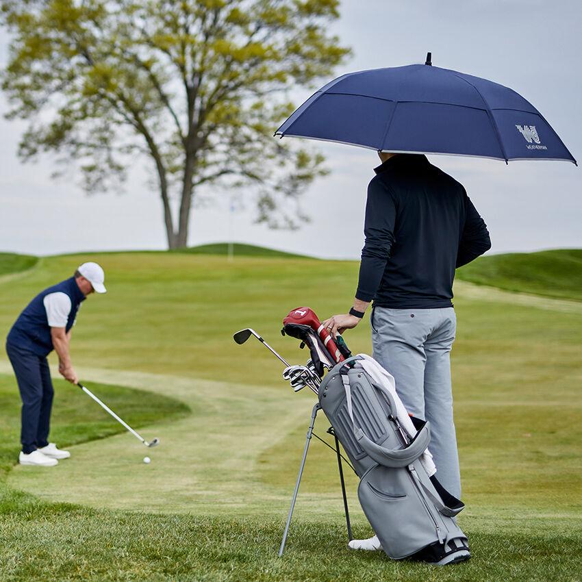 The 62 Golf Umbrella, Navy, medium