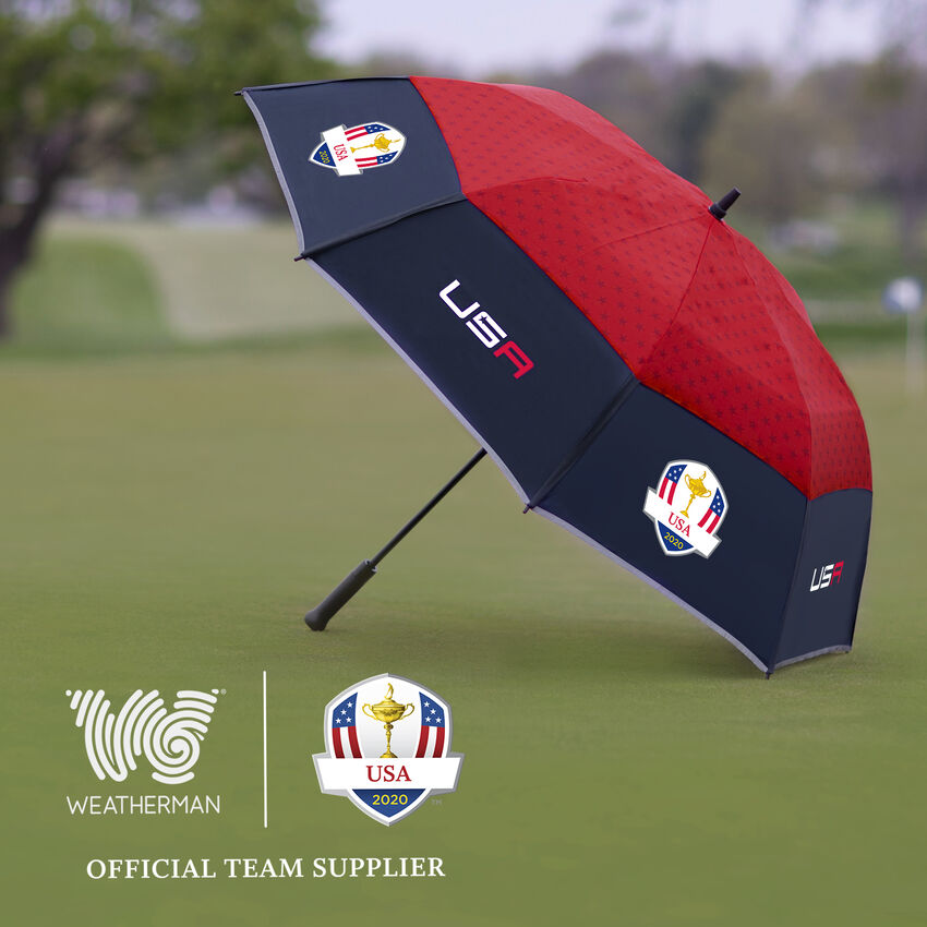 The Official US Ryder Cup Team Golf Umbrella, , medium