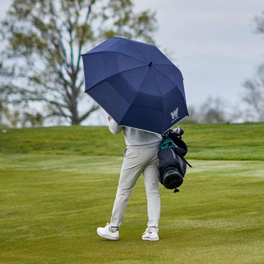 The 68 Golf Umbrella, Navy, medium