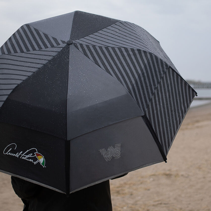 The Modern Arnold Palmer Collapsible Umbrella, , medium