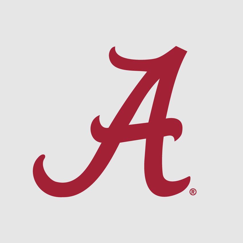 The University of Alabama Travel Umbrella, , medium