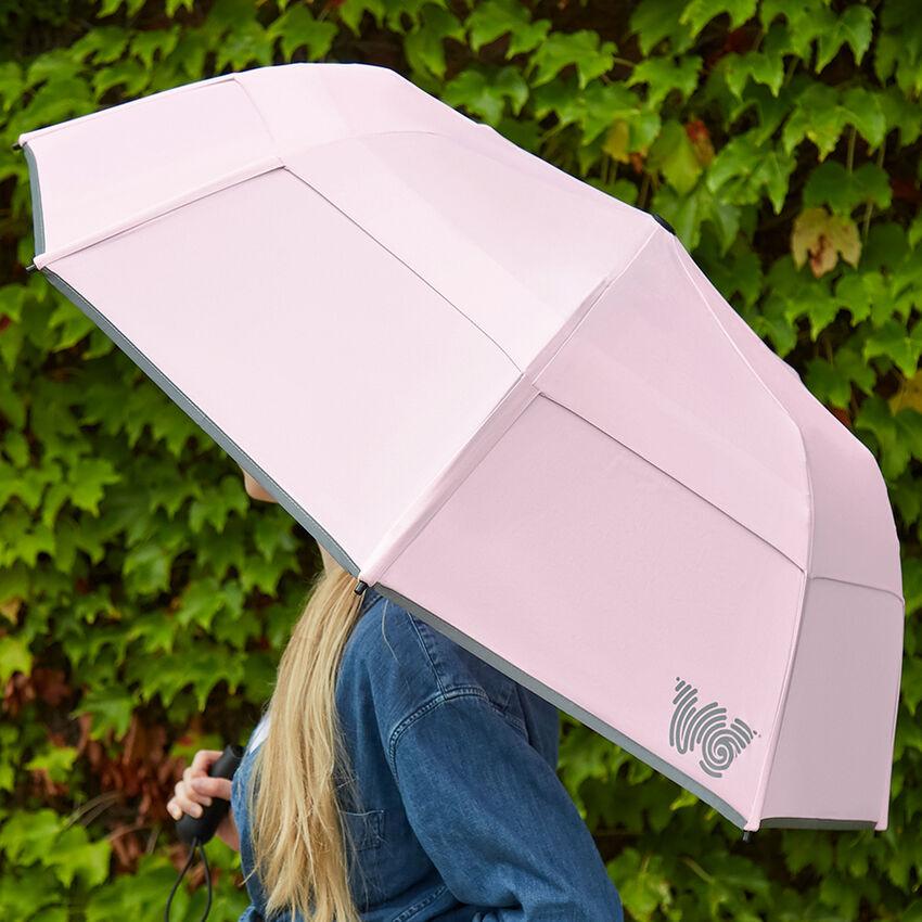 The Collapsible Umbrella, Pink, medium