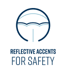 Reflective Accents for Safety